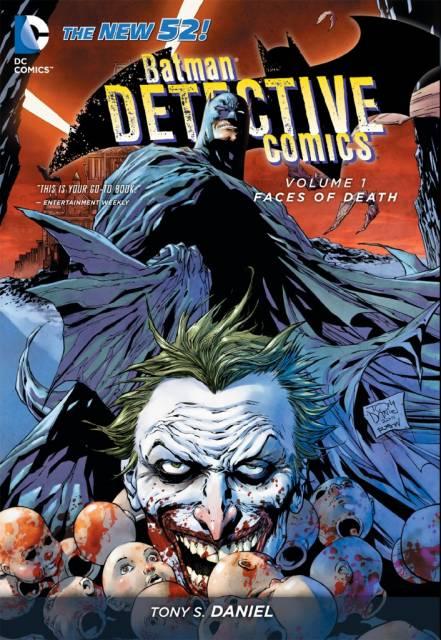 Batman: Detective Comics: Faces of Death