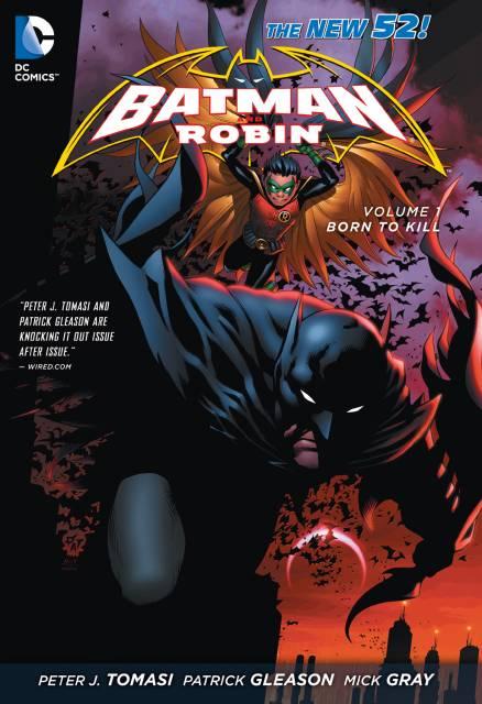 Batman and Robin: Born to Kill