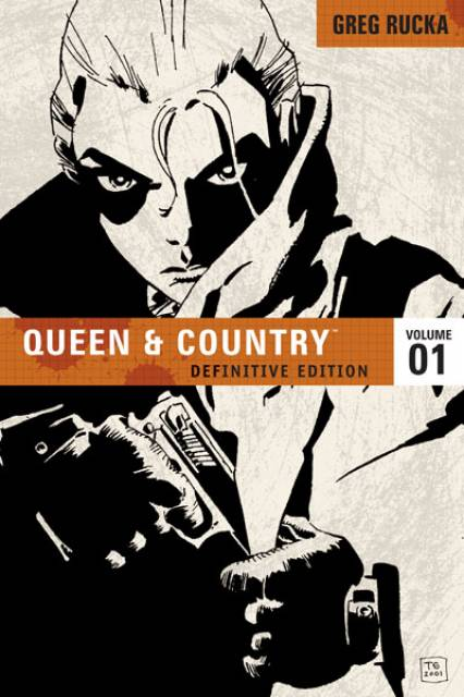 Queen & Country: Definitive Edition