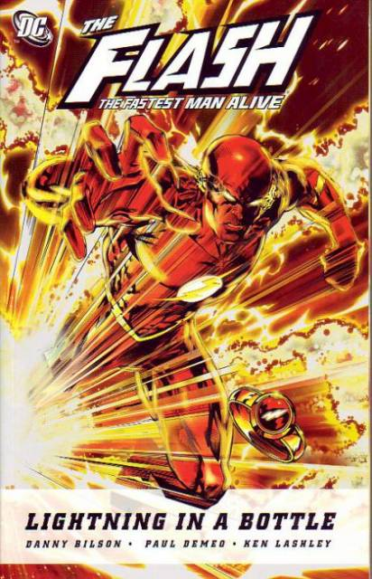 The Flash: The Fastest Man Alive: Lightning in a Bottle
