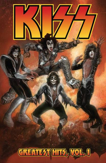 Kiss: Greatest Hits