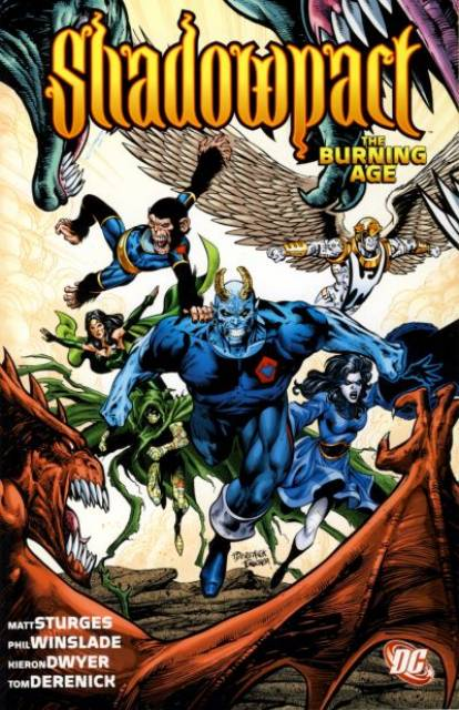 Shadowpact: The Burning Age