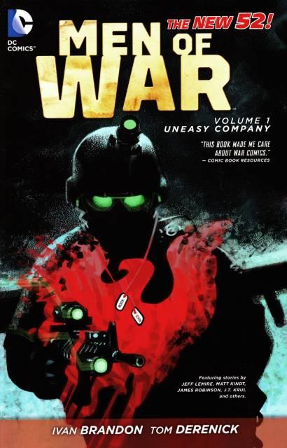 Men of War: Uneasy Company