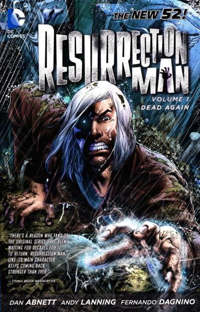 Resurrection Man: Dead Again