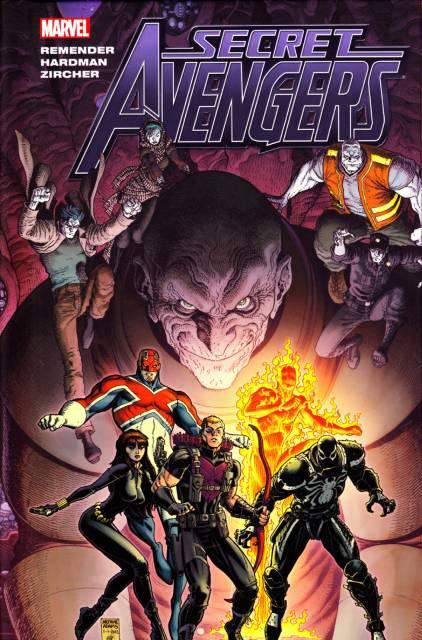 Secret Avengers by Rick Remender