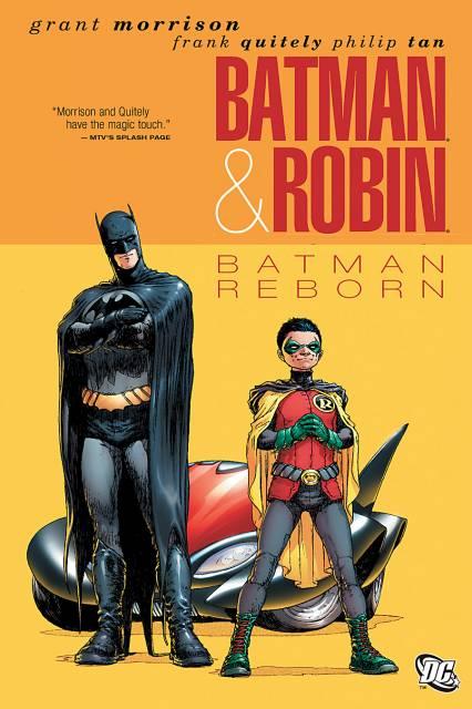 Batman and Robin: Batman Reborn