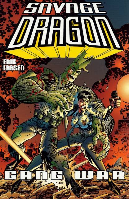Savage Dragon: Gang War