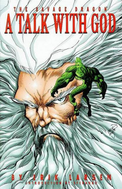 Savage Dragon: A Talk With God