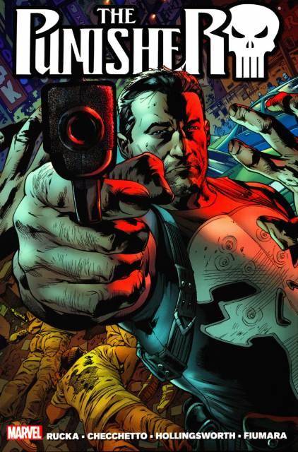 Punisher by Greg Rucka