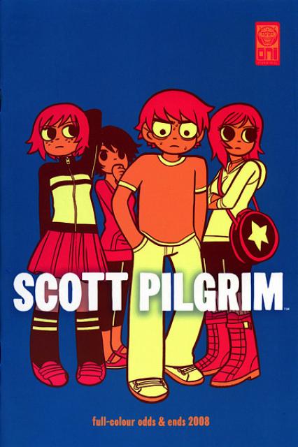 Scott Pilgrim: Full-Color Odds & Ends 2008