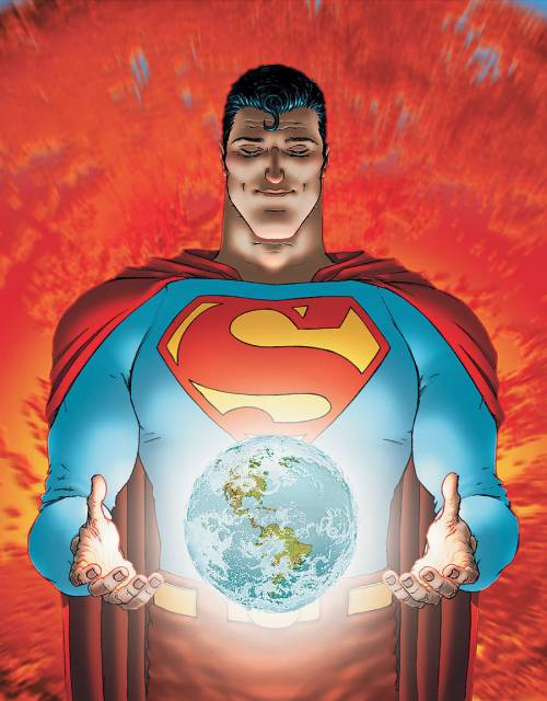 Absolute All Star Superman