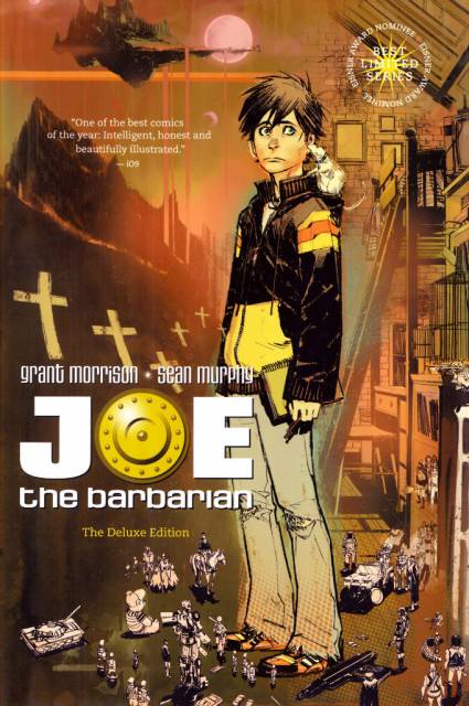 Joe the Barbarian: The Deluxe Edition