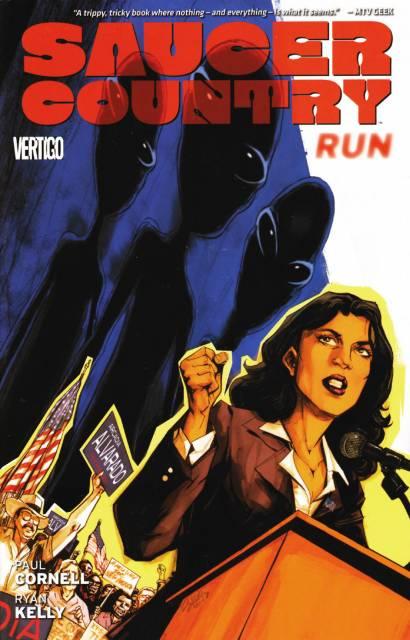Saucer Country: Run