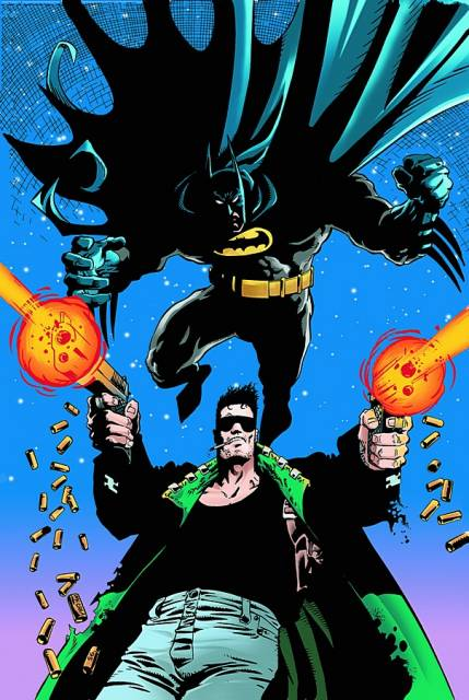 Hitman and Batman