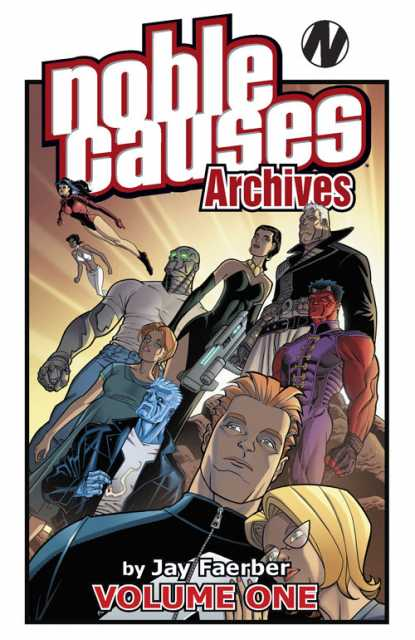 Noble Causes: Archives