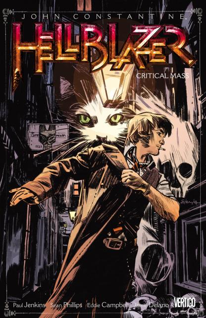Hellblazer: Critical Mass