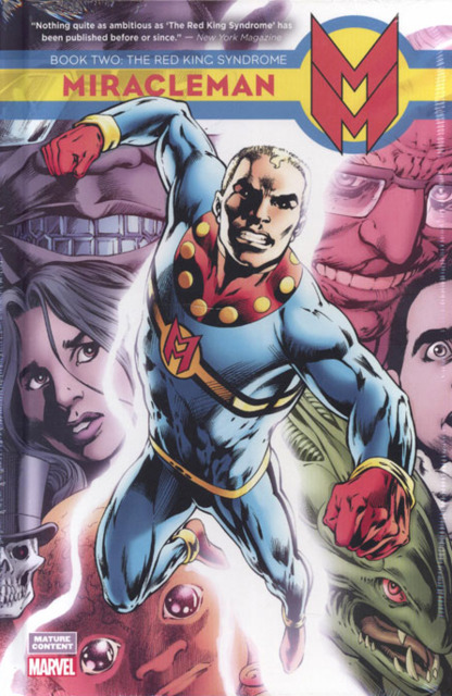Miracleman: The Red King Syndrome