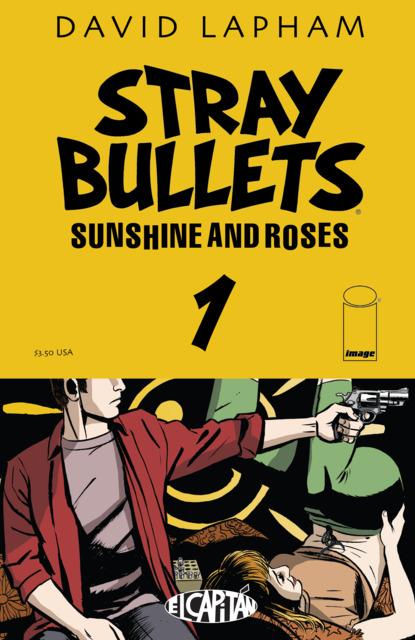 Stray Bullets: Sunshine & Roses