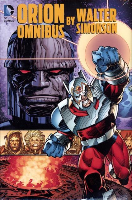 Orion by Walt Simonson Omnibus