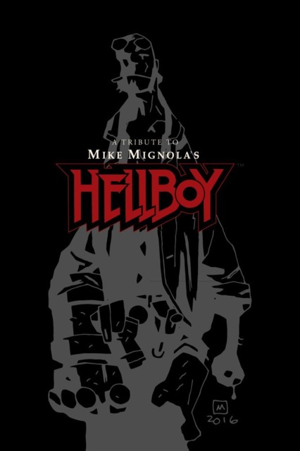 A Tribute to Mike Mignola's Hellboy