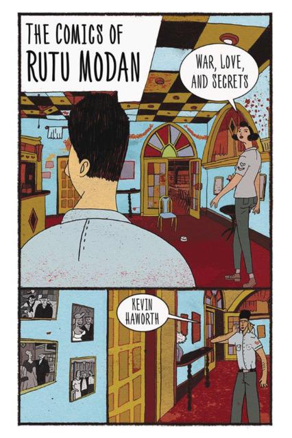 The Comics of Rutu Modan: War, Love, and Secrets
