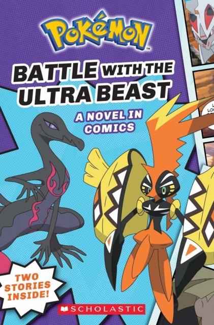 Pokémon Comic Novel