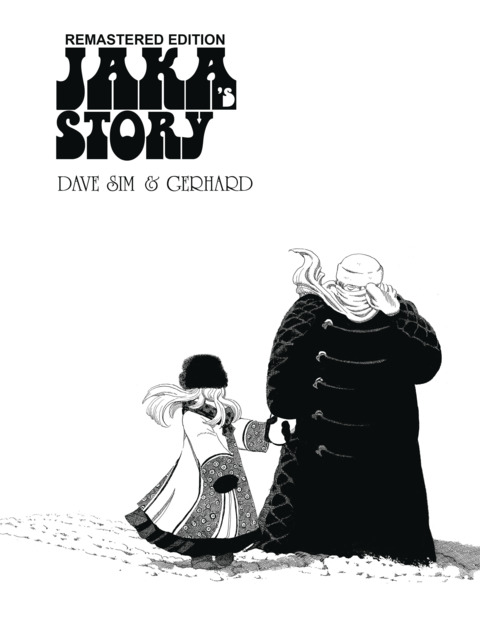 Cerebus: Jaka's Story Remastered Edition