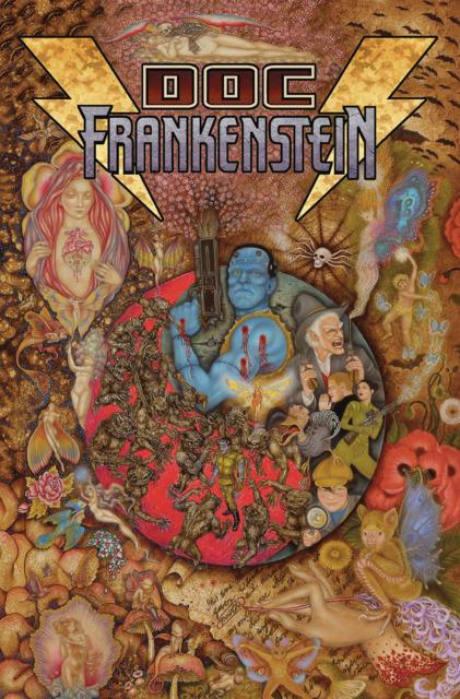 Doc Frankenstein: The Post Modern Prometheus