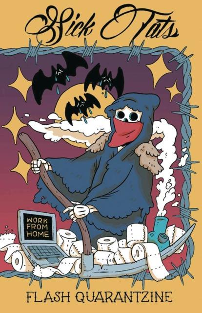 Sick Tats: Flash Quarantzine Anthology