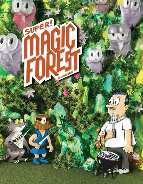 Super Magic Forest