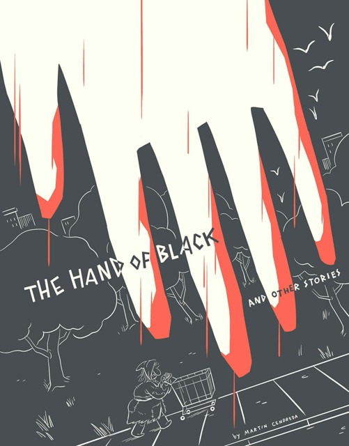 The Hand of Black and Other Stories