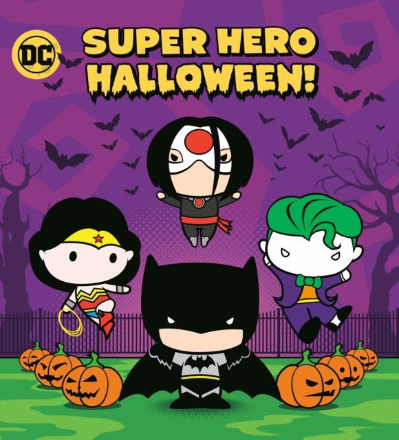 DC Justice League: Super Hero Halloween!
