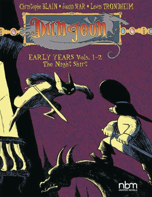 Dungeon: The Early Years: The Night Shirt