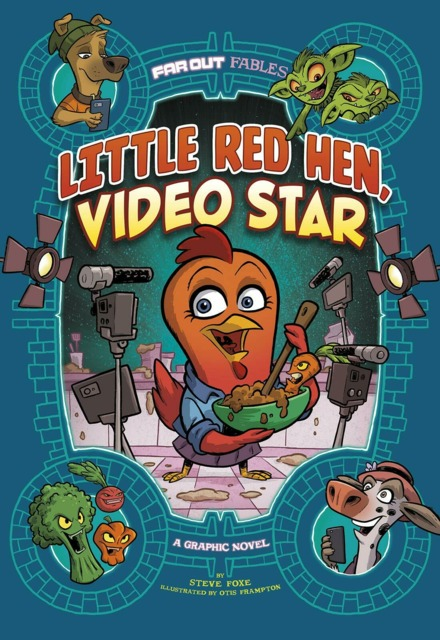 Far Out Fairy Tales: Little Red Hen, Video Star