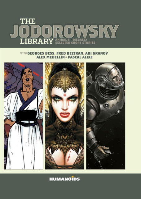The Jodorowsky Library