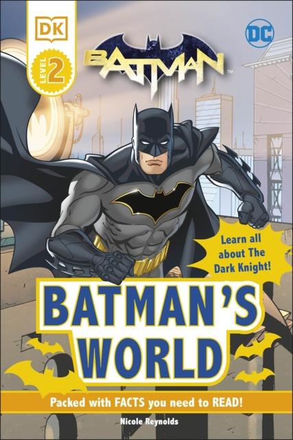 DC Batman's World Reader Level 2