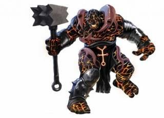 Angrir: Breaker of Souls (The Thing)