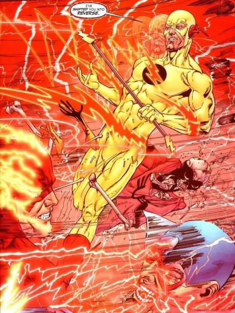 Eobard Thawne; Generator of the Negative Speed Force