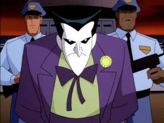 Joker in World's Finest and the New Batman Adventures