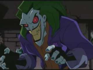 Joker in The Batman