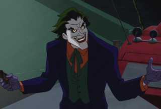 Joker in Batman: Under the Red Hood