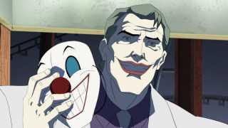Joker in Batman: The Dark Knight Returns Part 1 & 2