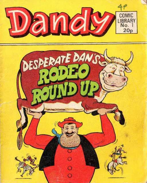 Dandy Comic Library