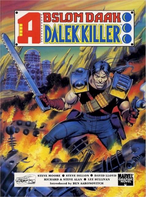 Abslom Daak - Dalek Killer