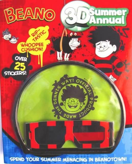 The Beano 3-D Summer Annual