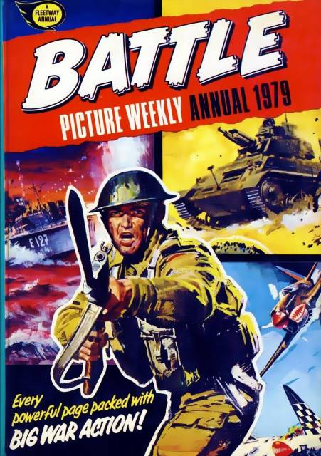 Battle Picture Weekly Annual