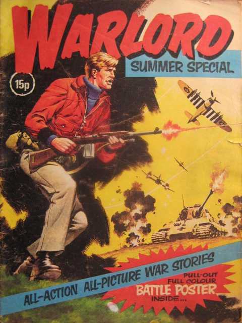 Warlord Summer Special