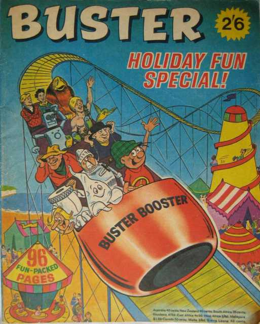 Buster Holiday Fun Special