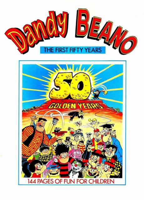 Classic Beano and Dandy