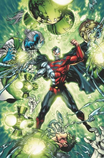 Cyborg Superman Returns